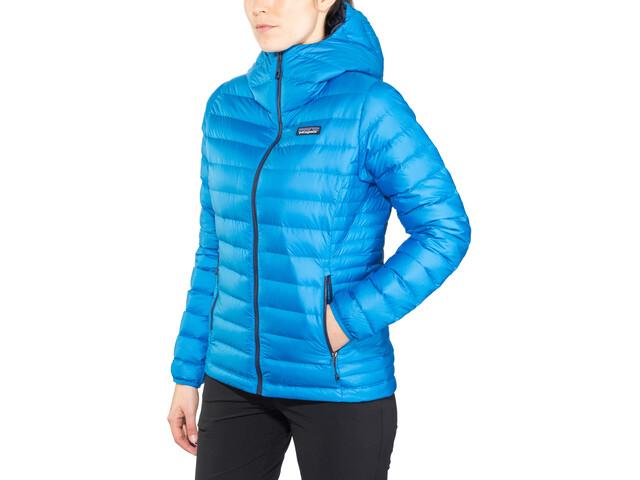 Patagonia Down Sweater Hoody Dame lapiz blue